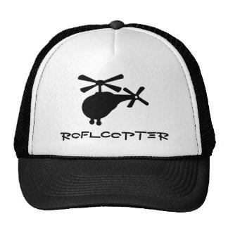 Gorra de ROFLCOPTER
