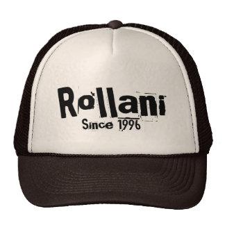 Gorra de Rollani desde 1996