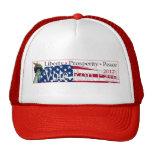 Gorra de Ron Paul '12 del voto