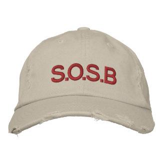 Gorra de S.O.S.B Gorras De Béisbol Bordadas