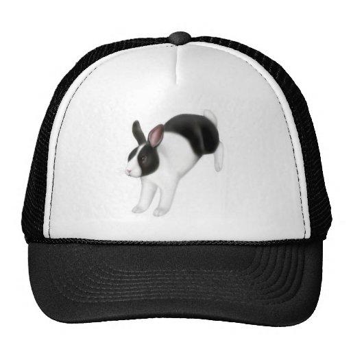 Gorra de salto del conejo
