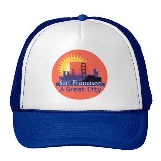 Gorra de SAN FRANCISCO
