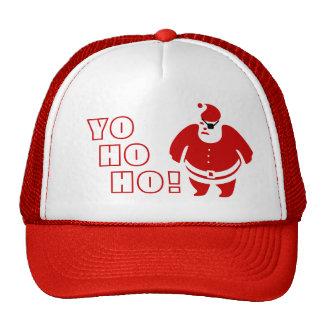 Gorra de Santa del pirata