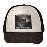 Gorra de Satan de la lucha