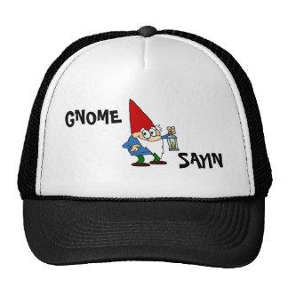 Gorra de Sayin del gnomo
