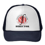 Gorra de SFI - director