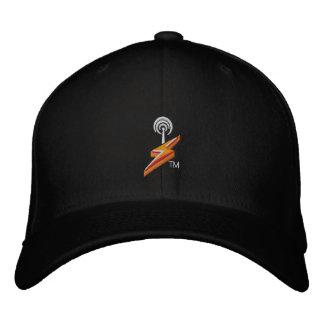 Gorra de SHOUTcast (negro) Gorras De Béisbol Bordadas