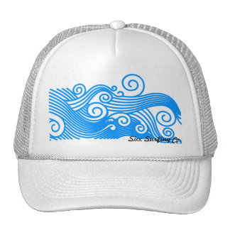 ¡Gorra de Sicc Surfing Company! Gorros Bordados