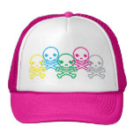 Gorra de SkullKrush™ 30s O Lim Pix (rosa)