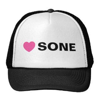 Gorra de Sone del amor