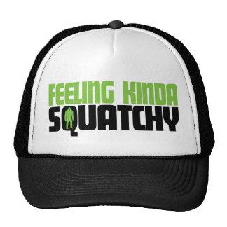 Gorra de Squatchy de la sensación