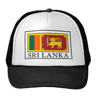 Gorra de Sri Lanka
