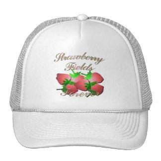 Gorra de Strawberry Fields