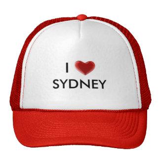 Gorra de Sydney del corazón I