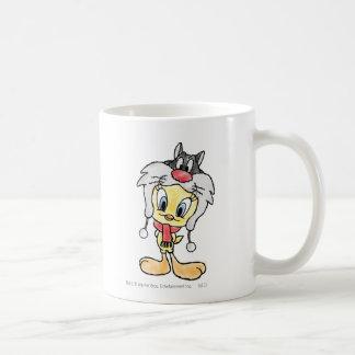 Gorra de Sylvester Tazas De Café
