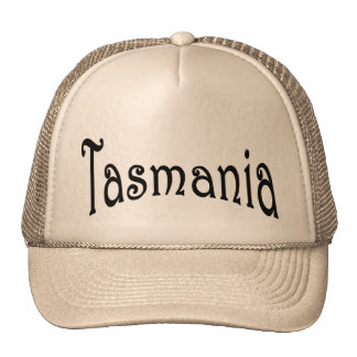 Gorra de Tasmania