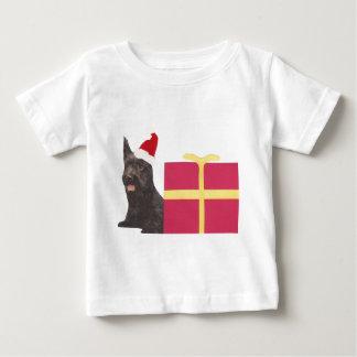 Gorra de Terrier Santa del escocés Poleras