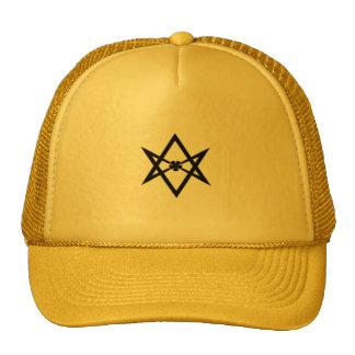 Gorra de Thelema - gorra Unicursal del Hexagram