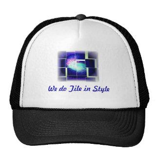 Gorra de Tile Company