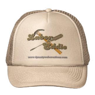 Gorra de trabajo del camionero del juego de Eddie