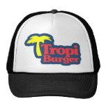 Gorra de Tropi Burger - casquillo de la hamburgues