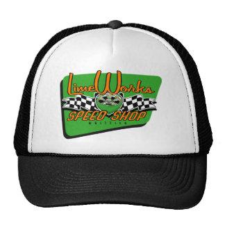 Gorra de Truckin de la tienda de la velocidad de L