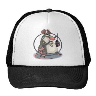 Gorra de Trukker del Anti-Espía