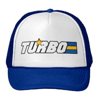 ¡Gorra de TURBO, estilo sueco! Gorras De Camionero