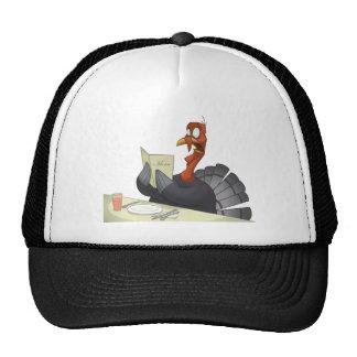 Gorra de Turquía de la acción de gracias