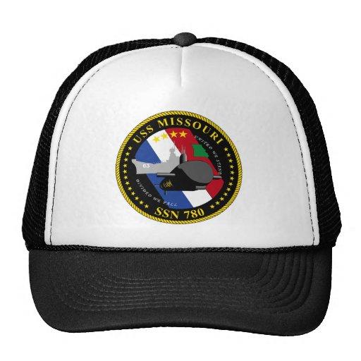Gorra de USS Missouri