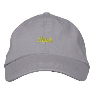 Gorra de Utah Gorras Bordadas
