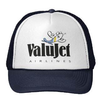 Gorra de ValuJet Airlines del vintage
