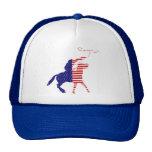 Gorra de vaquero americano