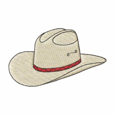Gorra de vaquero chaquetas bordadas