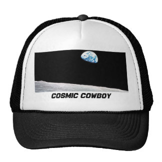 Gorra de vaquero cósmico
