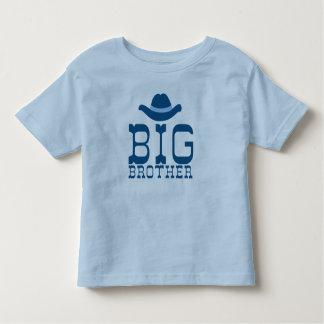 Gorra de vaquero de hermano mayor t-shirt