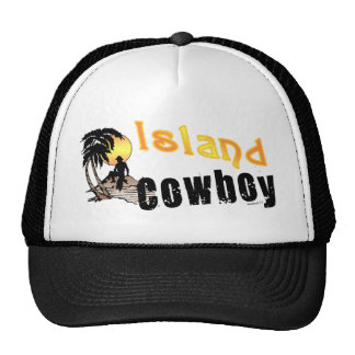 Gorra de vaquero de la isla