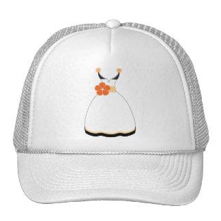 Gorra de vestido de boda