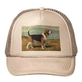 Gorra de Vinatage del beagle