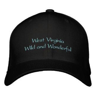 Gorra de Virginia Occidental Gorra De Béisbol Bordada