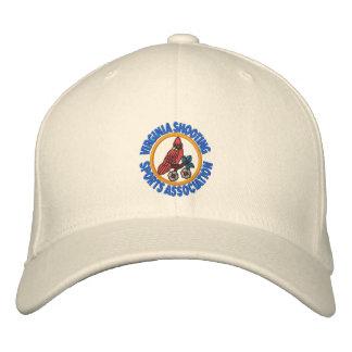 Gorra de VSSA natural Gorras Bordadas