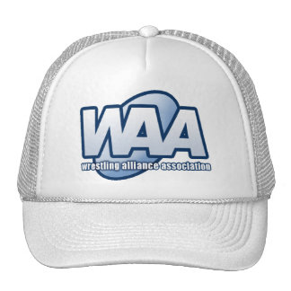 Gorra de WAA