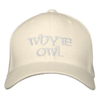 Gorra de Whyte del búho de Whyte Gorras Bordadas