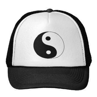 Gorra de Yin Yang