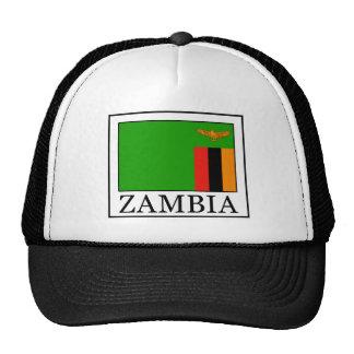 Gorra de Zambia