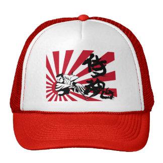 gorra del 侍魂 (alma del samurai)