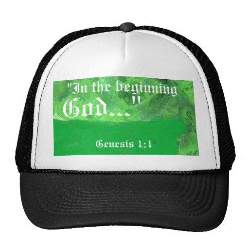 Gorra del 1:1 de la génesis