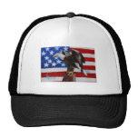 Gorra del aceo de Eagle de la libertad