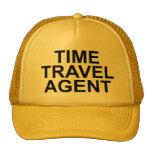 """""""Gorra del agente de viajes del tiempo"""""""