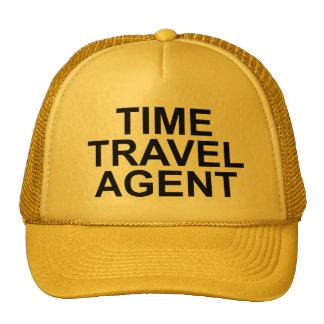 """""""Gorra del agente de viajes del tiempo"""" Gorro"""